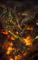 Monsterpocalypse One by OmeN2501