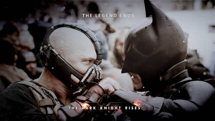 The Dark Knight Rises Wallpaper by BruceWayneFR