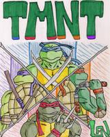 TMNT by lenboogie
