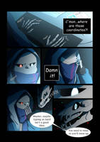 CroXTale Chapter 1 Page 1 by SansFangirl4life