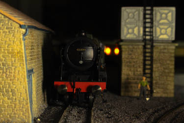 Royal Scot by 2509-Silverlink