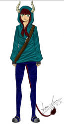 Kira (Original character) by Sora-chan10