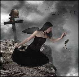 Fallen Nation Of Angels by AlienDoll