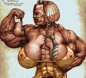 Mrs Severa by zebodoy