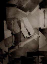 Razorblade by ArtOfAsthar