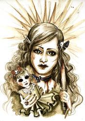 Dolls by ArtOfAsthar