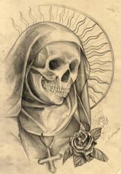 Saint II by ArtOfAsthar