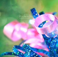 party lights by TrishaMonsterr