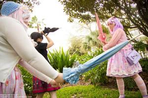 Lolita Battle by Ladykanasewing