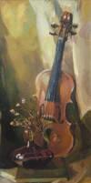 A violin by elena18sk