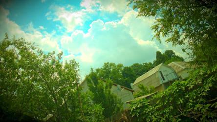 Sunny day by SawyerAFK