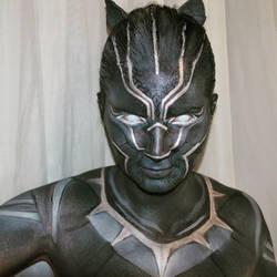 Black Panther by siepierski