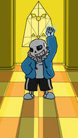 Judgement Sans by AttackGoose