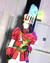 King's Glare by Niji-No-Kuroi-Bara