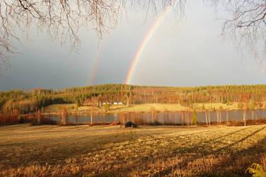 The Rainbow Ends With You by Niji-No-Kuroi-Bara