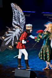 Fairy King and Queen by Niji-No-Kuroi-Bara
