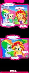 I want to be a pony! by Halem1991