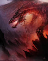 Dragon Sketch by HELMUTTT