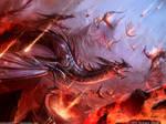 Dragon Armageddon by HELMUTTT