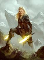 Sherwood's Legacy Rowena by HELMUTTT