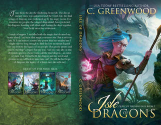 Isle Of Dragons Full by HELMUTTT