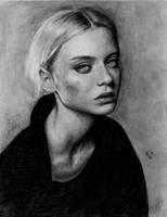 Female portrait by sdd188