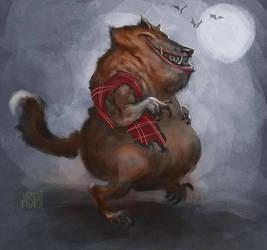 Werewolf by KockeKocke