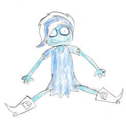 A Very Cute Fun Loving Ghost by Prentis-65