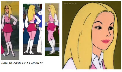 How to Cosplay as Merilee by Prentis-65
