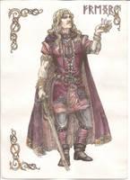 Freyr by Righon