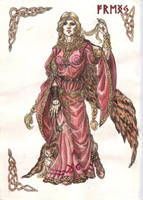 Freyja by Righon