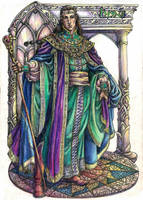 Noldorin King by Righon