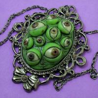 Monster Eye Cameo by True-Crimeberry