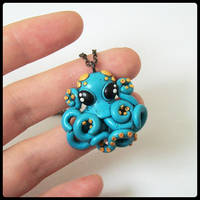 Mini Octopus by True-Crimeberry