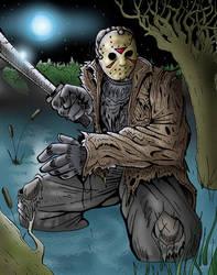 Jason digital by Crazy-mono-maniac