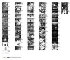 AC Origins cinematic storyboard by satanasov