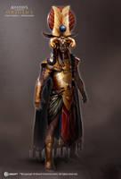 Assassin's Creed Origins: Curse of the Pharaoh 3 by satanasov