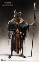 Assassin's Creed Origins: Curse of the Pharaoh 4 by satanasov
