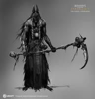 Assassin's Creed Origins: Curse of the Pharaoh 6 by satanasov