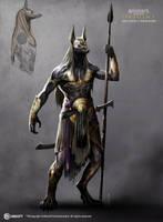 Assassin's Creed Origins: Curse of the Pharaoh 7 by satanasov