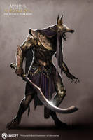 Assassin's Creed Origins: Curse of the Pharaoh 8 by satanasov