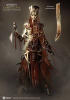 Assassin's Creed Origins: Curse of the Pharaoh 21 by satanasov