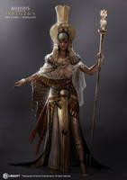 Assassin's Creed Origins: Curse of the Pharaoh 22 by satanasov