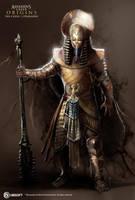 Assassin's Creed Origins: Curse of the Pharaoh 25 by satanasov