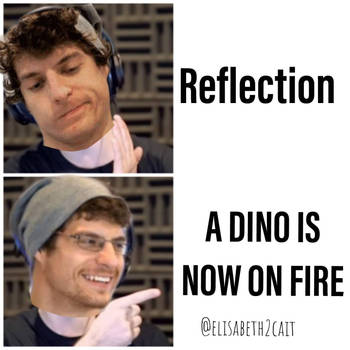 Well... Dinos are definitely extinction now by elisabeth-cait
