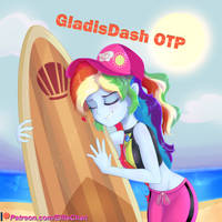 Gladisdash by Katakiuchi4U
