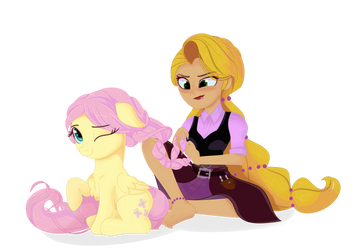 [Commission] - Braid by Katakiuchi4U