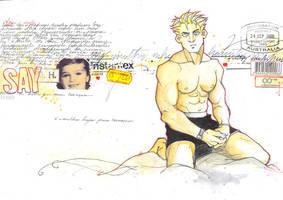 Blond Ambition by joapa