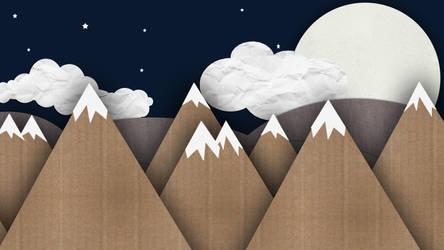 Winter Wallpaper by d0od
