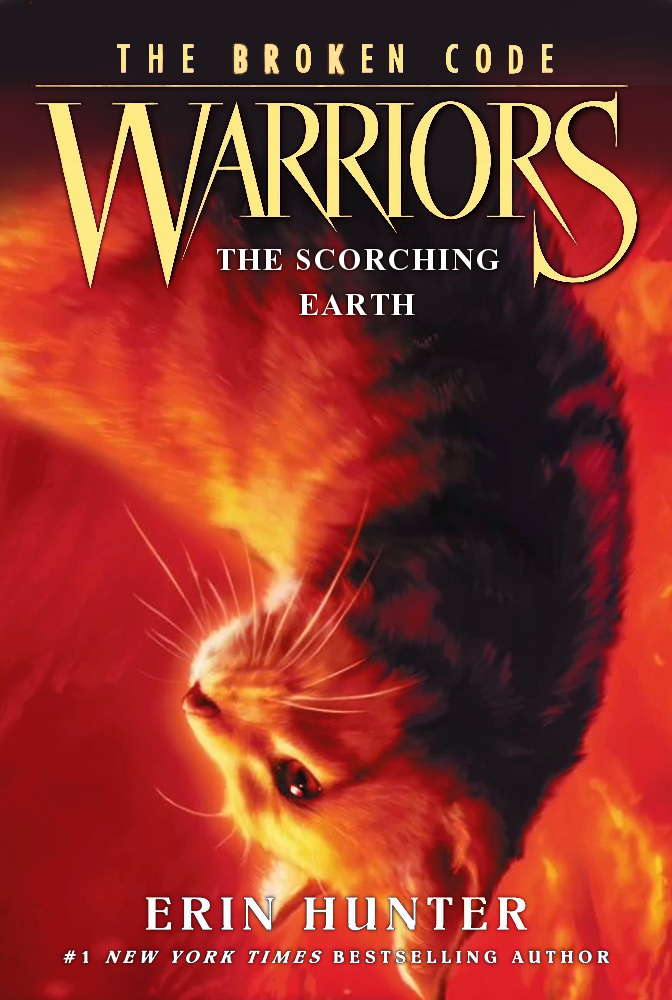 3rd Book Title Announced For Broken Code Warrior Cats Forums